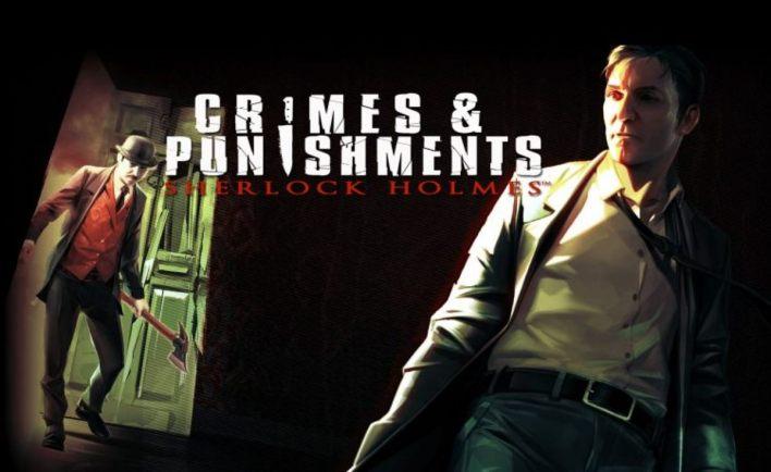 Sherlock Holmes: Crimes and Punishments, distruibuido de graça na epic games entre os dias 09 até 16 de Abril de 2020.
