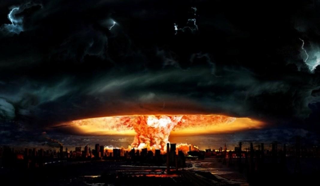 Formas do mundo acabar - Explosão nuclear