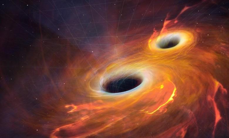 Buracos Negros, o Que é e Como eles Surgem?