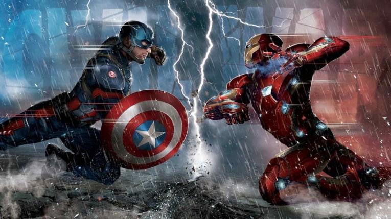 Capitão América — Guerra Civil