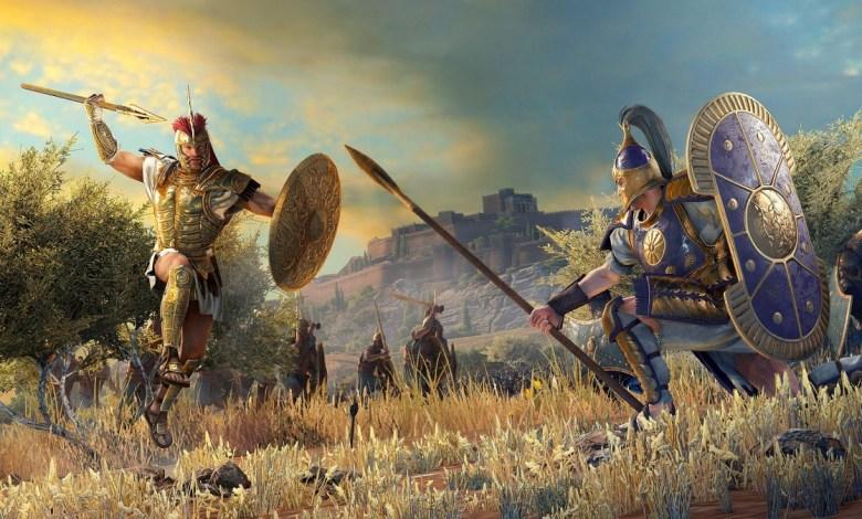 A Total War Saga TROY de graça!