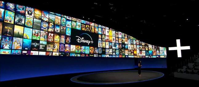 Disney+ Filmes e Séries em Streaming