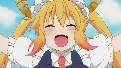 Confirmada a segunda temporada de Maid Dragon para 2021, pelo Kyoto Animation