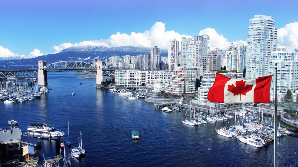Os Cinco Maiores e Mais Populosos Países do Mundo, Canadá