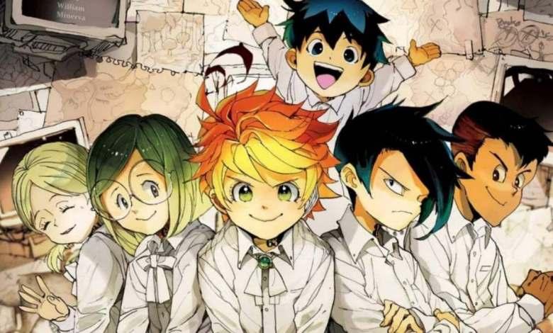 The Promised Neverland - Animes que vão ser adicionados na Netflix em Setembro