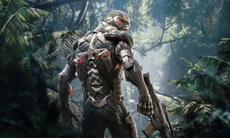 Imagem: Capa de divulgação Crysis Remastered.