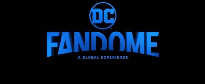 Logo da Dc Fandome