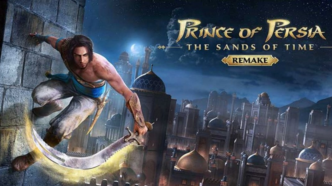Prince of Persia : The Sands of Time ( remake )