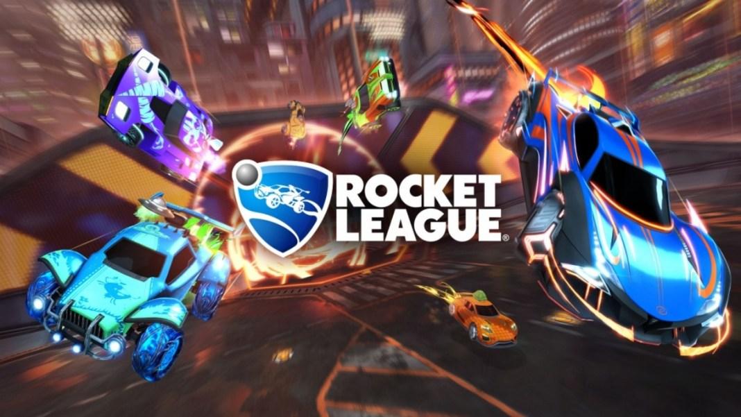 Reprodução - Rocket League / Divulgação Epic games.