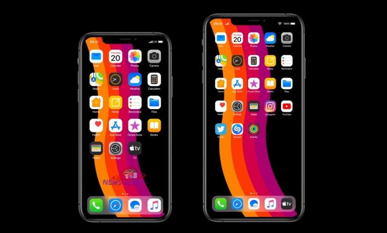 Foto/Divulgação - Iphone Smartphone da Apple.