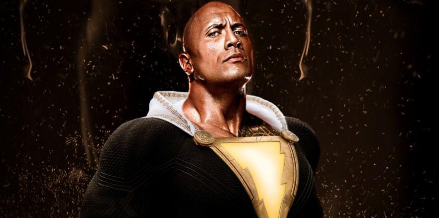 No novo calendário de filmes da DC Adão negro segue sem data para estreia.