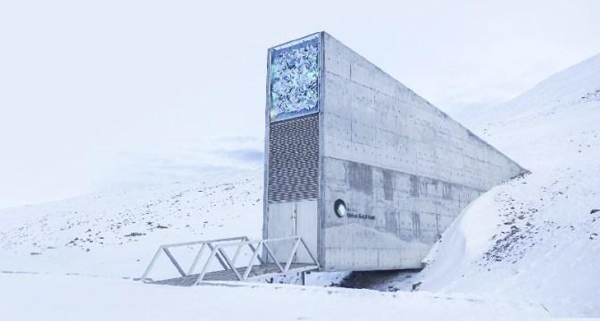 Os 5 Lugares Mais Secretos do Planeta Terra e Proibidos de Entrar, Banco Mundial de Sementes de Svalbard