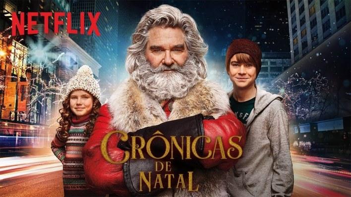 Crônicas de Natal, News Geek