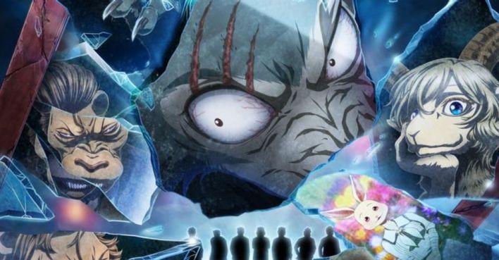 Continuações de Animes de Janeiro: Beastars 2