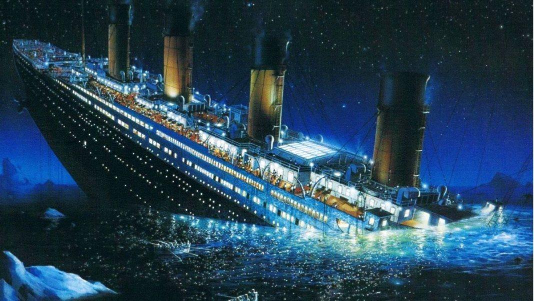 Titanic Foi Trocado e Naufrágio do Mesmo foi Falso, Será?