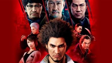 Foto - Yakuza Like a Dragon.