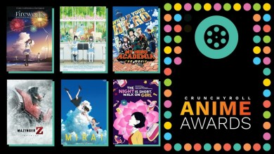 Anime Awards - Crunchyroll.