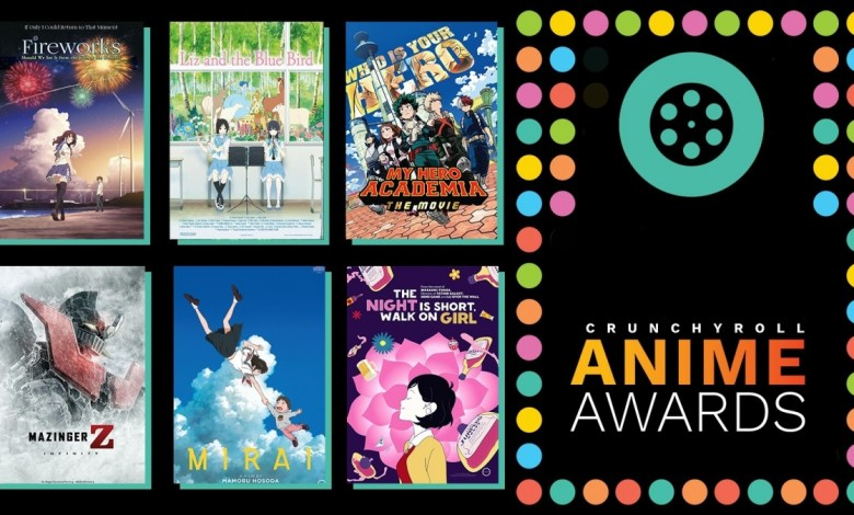 Anime Awards - Crunchyroll.