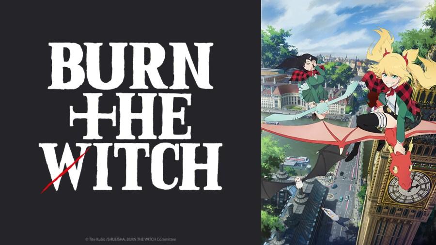 Burn The Witch - Crunchyroll