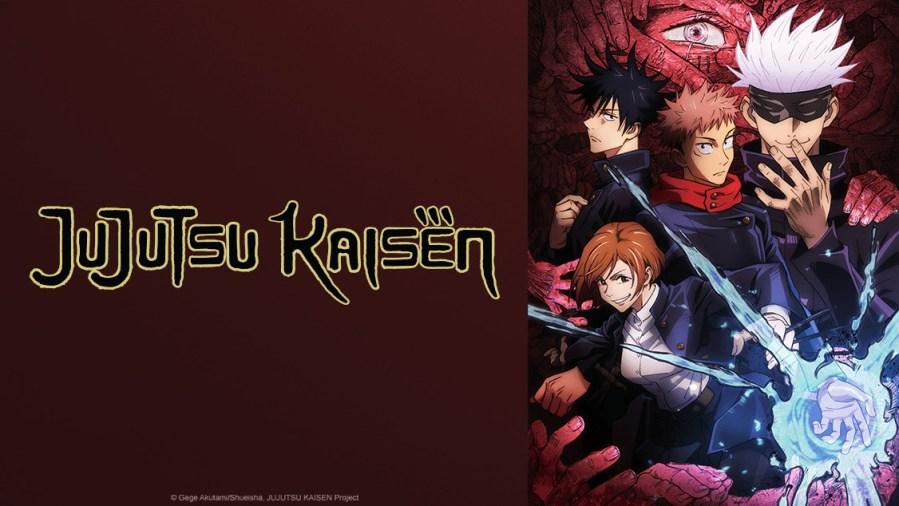 Jujutsu Kaisen - Animes Dublados Crunchyroll