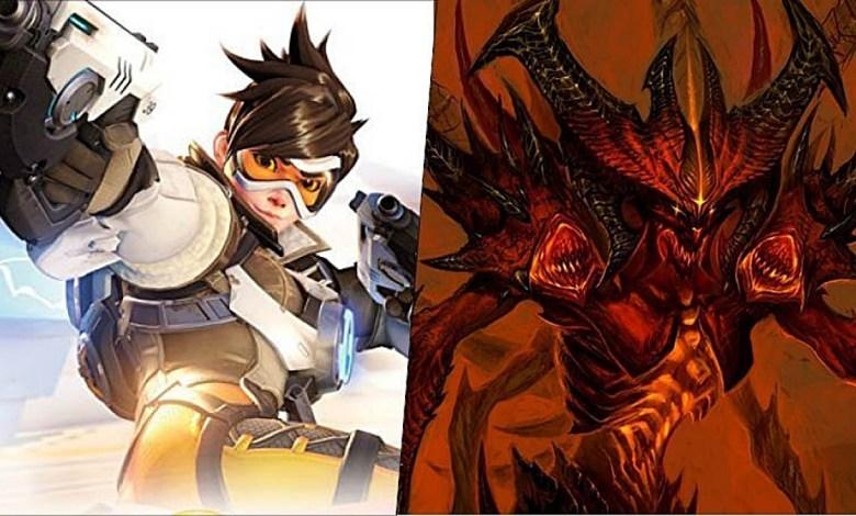 Blizzard: Overwatch 2 e Diablo IV muito provavelmente apenas em 2022