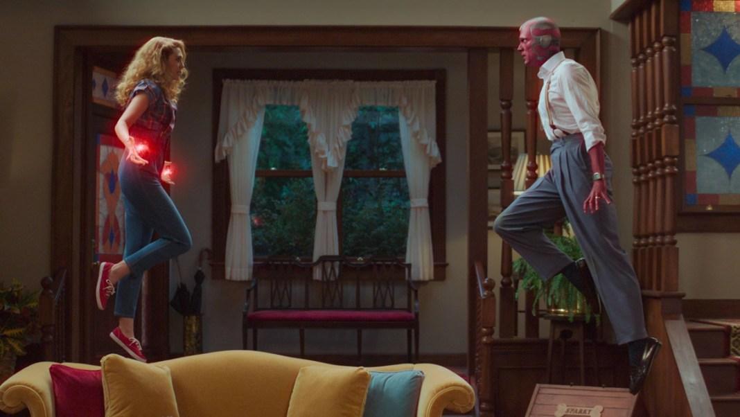 Pietro Aparece no Episódio 5 de WandaVision no Disney+