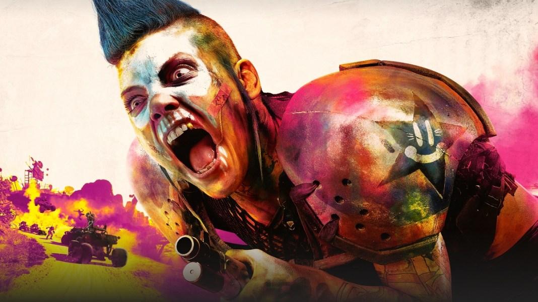 Rage 2 de Graça por tempo limitado na Epic Games