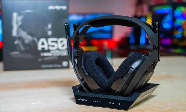 Foto/Reprodução - Astro Gaming A50.