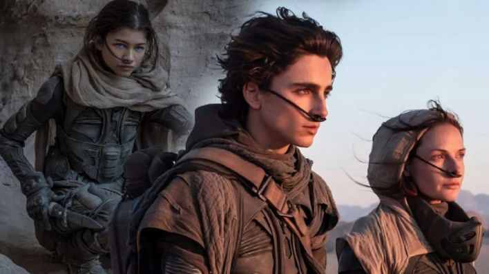 Duna - Lançamentos de Filmes mais Aguardados para 2021