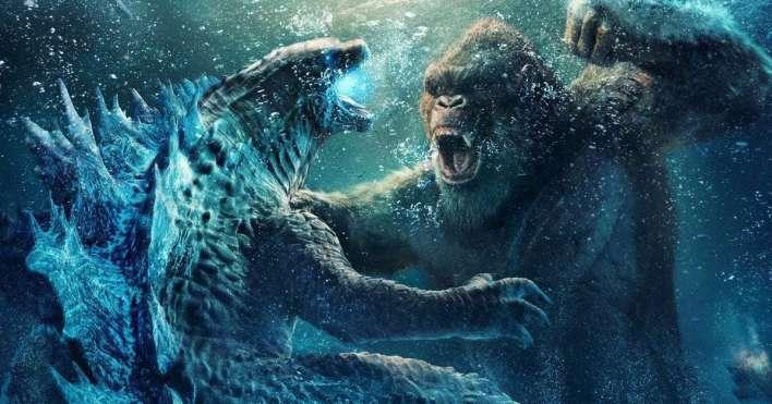 filmes mais aguardados de 2021 - Godzilla vs Kong