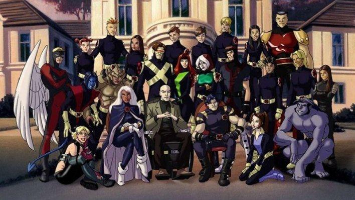 X-Men Evolution, News Geek