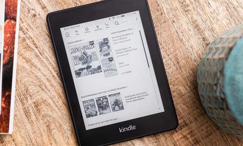 Benefícios Kindle