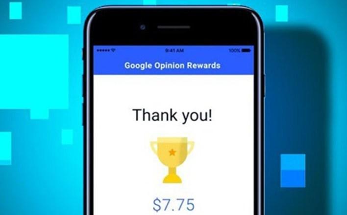 Gift Card usando Google Opinions