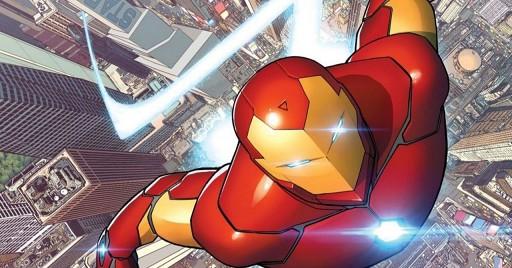 Os Heróis Mais Populares das Hqs - Homem de Ferro