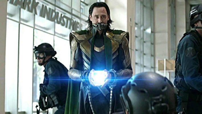 Loki e o Tesseract