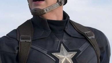 Steve Rogers - Capitão América