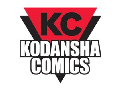 Ilustração - Kodansha.