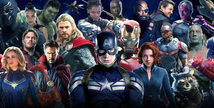 Conheça os Atuais Personagens da Marvel