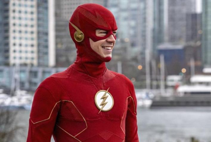 Flash - Melhores séries de Super Heróis
