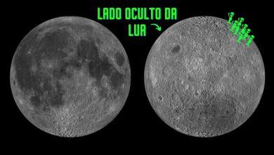 O Lado Oculto da Lua