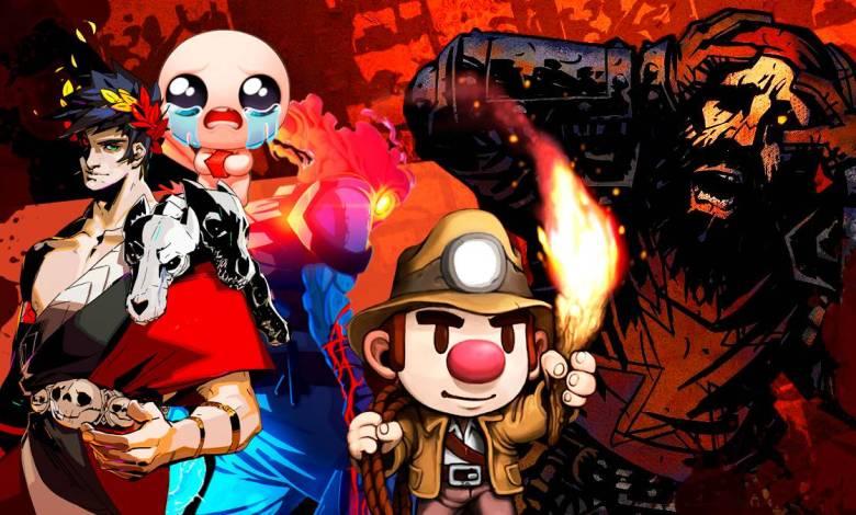 Ilustração/Reprodução - Jogos RogueLike.