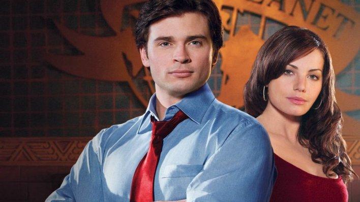 Smallville umas das melhores séries de super heróis de todos os tempos