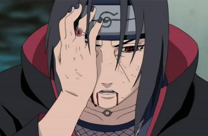 Foto/Reprodução: Itachi   Anime Naruto.