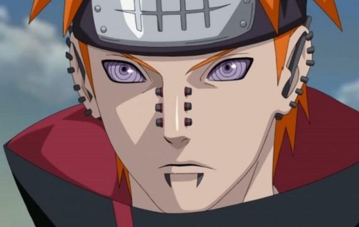 Foto/Reprodução: Pain   Anime Naruto.