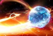 Uma colisão entre um buraco negro e uma estrela de nêutrons irá acontecer