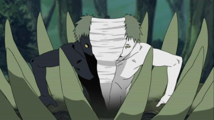 Foto/Reprodução: Zetsu   Anime Naruto.