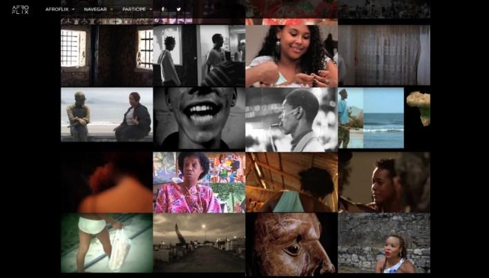 AfroFlix - Documentários
