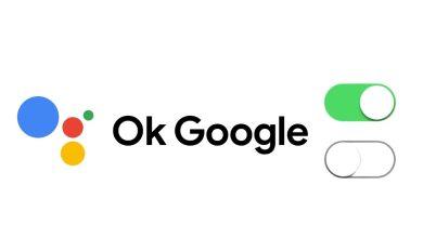 Como Ativar e desativar a função OK Google