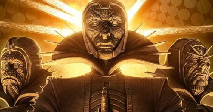 Guardiões do Tempo, Série de Loki