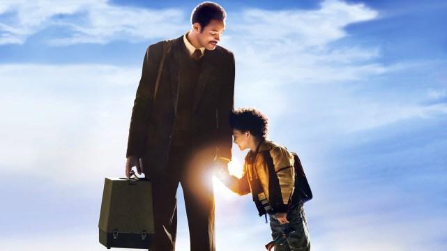 Filmes para Assistir no dia dos Pais - A procura da Felicidade